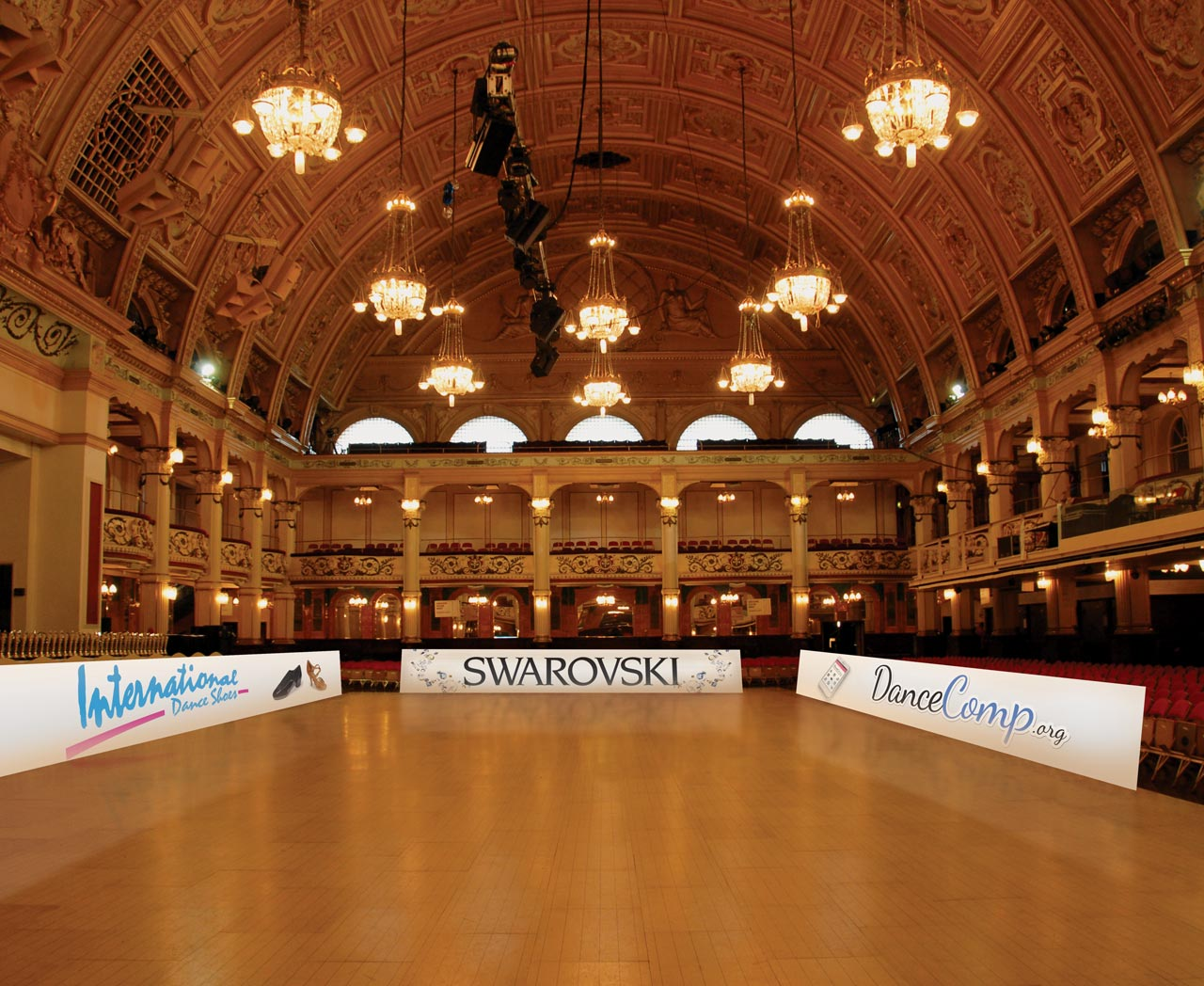 DanceComp is at Blackpool