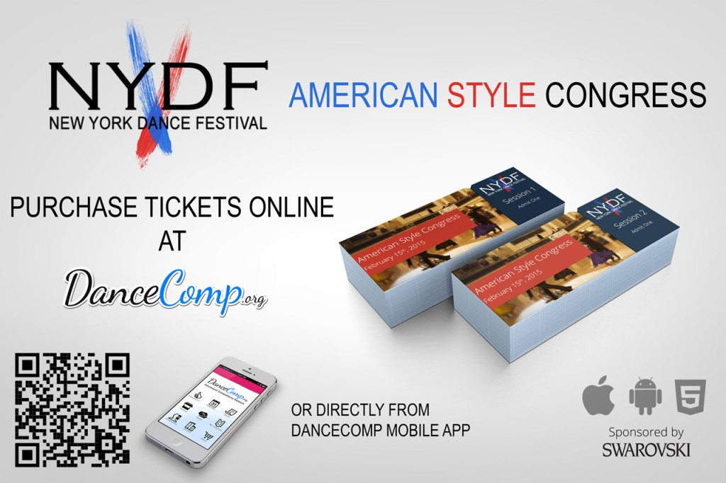 Purchase Tickets for the American Style Congress